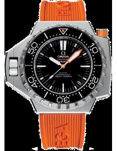 Chic Time | Montre Homme Omega Seamaster 22432552101002 Orange  | Prix : 7,900.00