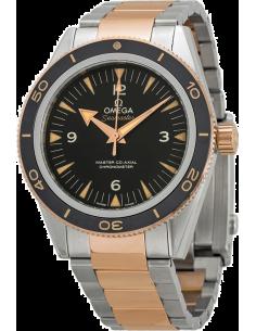 Chic Time | Montre Homme Omega Seamaster 23320412101001 Argent  | Prix : 10,500.00