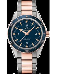 Chic Time | Montre Homme Omega Seamaster 23360412103001 Argent  | Prix : 12,500.00