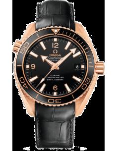 Chic Time | Montre Homme Omega Seamaster 23263422101001 Marron  | Prix : 20,300.00