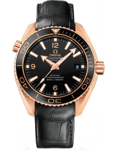 Chic Time   Montre Homme Omega Seamaster 23263422101001 Marron    Prix : 20,300.00