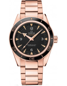 Chic Time | Montre Homme Omega Seamaster 23360412101001 Or Rose  | Prix : 28,500.00