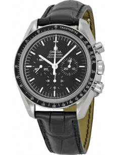 Chic Time   Montre Homme Omega Speedmaster 31133423001002 Noir    Prix : 4,900.00