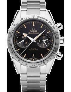 Chic Time | Montre Homme Omega Speedmaster 33110425101002 Argent  | Prix : 7,300.00