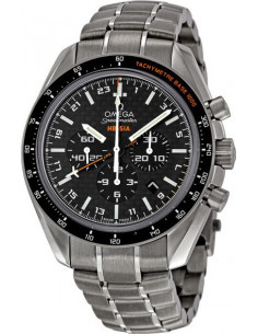 Chic Time   Montre Homme Omega Speedmaster 32190445201001 Argent    Prix : 8,200.00