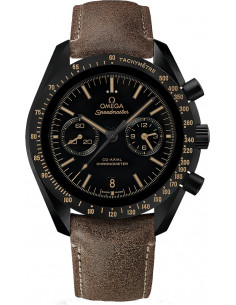 Chic Time | Montre Homme Omega Speedmaster 31192445101006 Marron  | Prix : 10,500.00
