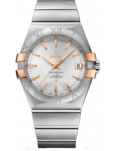 Chic Time | Montre Homme Omega Constellation 12320352002003 Argent  | Prix : 4,700.00