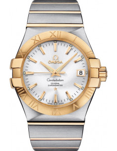 Chic Time | Montre Homme Omega Constellation 12320352002002 Argent  | Prix : 5,800.00