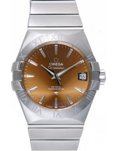 Chic Time | Montre Homme Omega Constellation 12310382110001 Argent  | Prix : 5,000.00